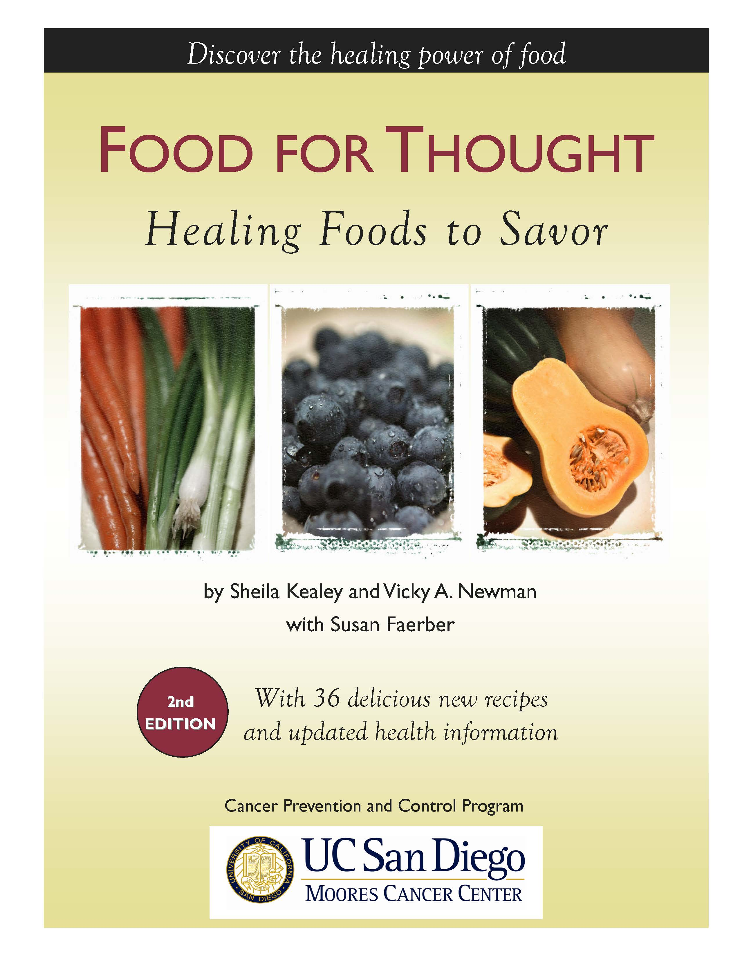 Cookbook food guide sheila kealey for Cuisine for healing