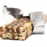 Wrapped Granola Bar