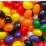 Lots of colours means you'll eat more candy!