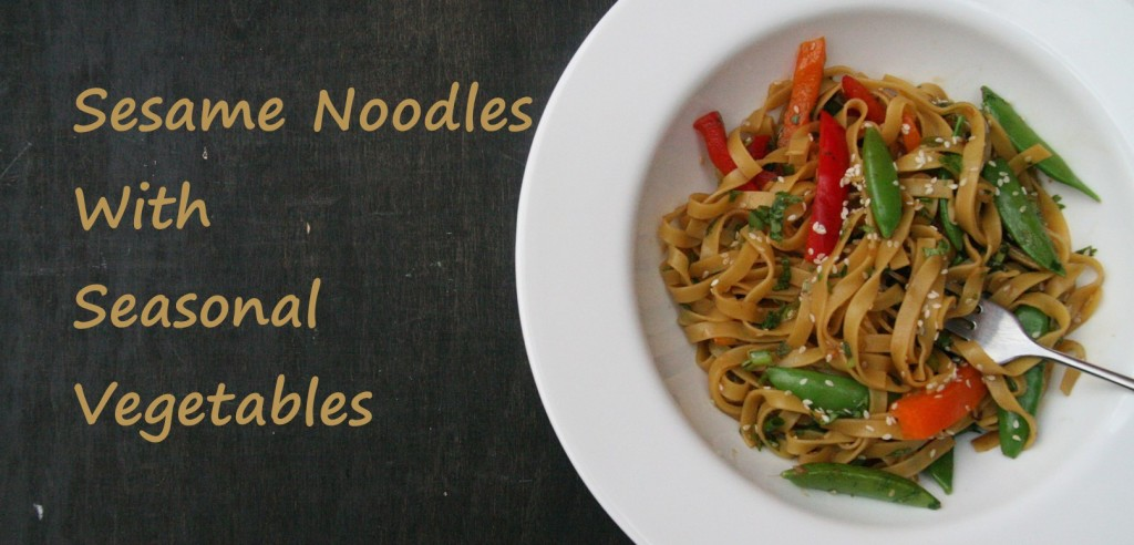 sesame noodles with text 2