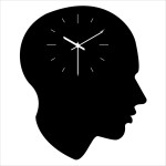 clock of the human mind