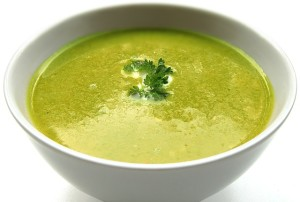 Spinach soup improves arterial health