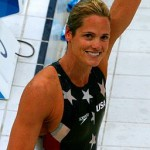 Dara Torres could still outsprint most competition in her 40's.