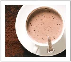Hot Chocolate Frame